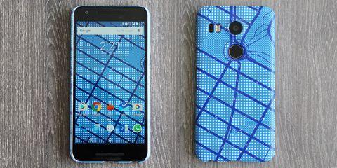 Nexus smart case