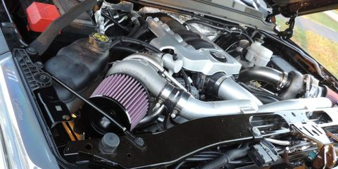 Cadillac Escalade Armageddon Turbo Kit