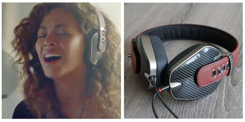 Pryma headphones from Beyonce Lemonade