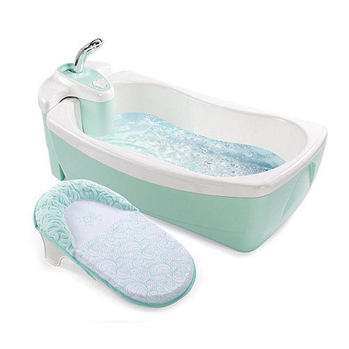 summer infant lil luxuries whirlpool spa  u0026 shower baby bath tub green 21 best infant bath tubs in 2018   newborn baby baths for the sink      rh   bestproducts