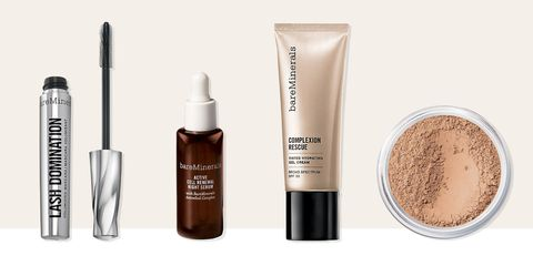 bareMinerals best-selling makeup and skincare