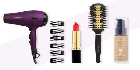 Revlon hair and makeup best-sellers