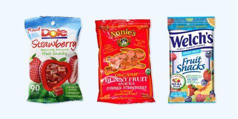 best fruit snacks