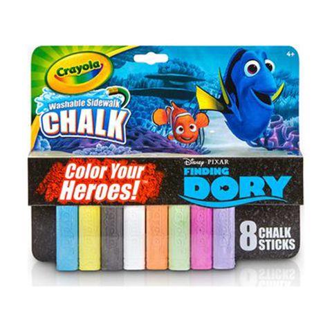 crayola finding dory sidewalk chalk