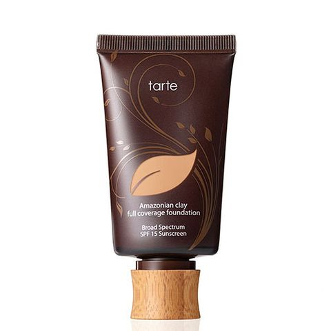 tarte Amazonian clay 12-hour full coverage foundation SPF 15