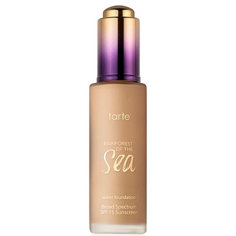 tarte water foundation SPF 15