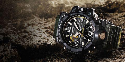 Casio G-Shock GWG-1000 Mudmaster watch
