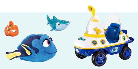 Disney Finding Dory toys