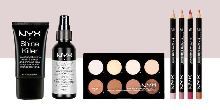 9 Best NYX Cosmetics Under $25