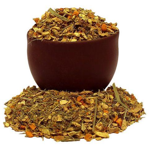 loose leaf turmeric tea
