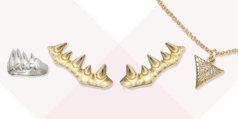 Lisa Kim Seabeast jewelry collection