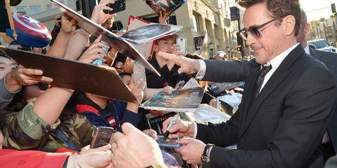 Robert Downey Jr. watch collection