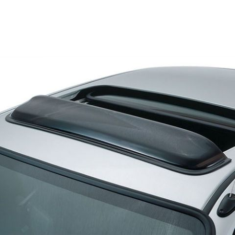 sunroof deflector