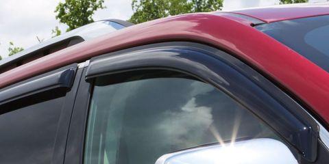 wind deflectors for car truck