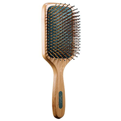 Agave Healing Oil Natural Bamboo Paddle Brush Smooth & Shine