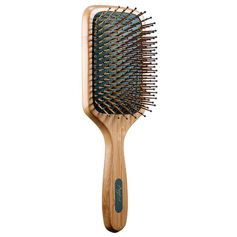 Agave Healing Oil Natural Bamboo Paddle Brush Smooth & Shine