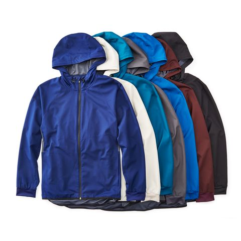c6971e3c MSX 4-Way Stretch Lightweight Jacket. michael strahan msx activewear  apparel for jc penney