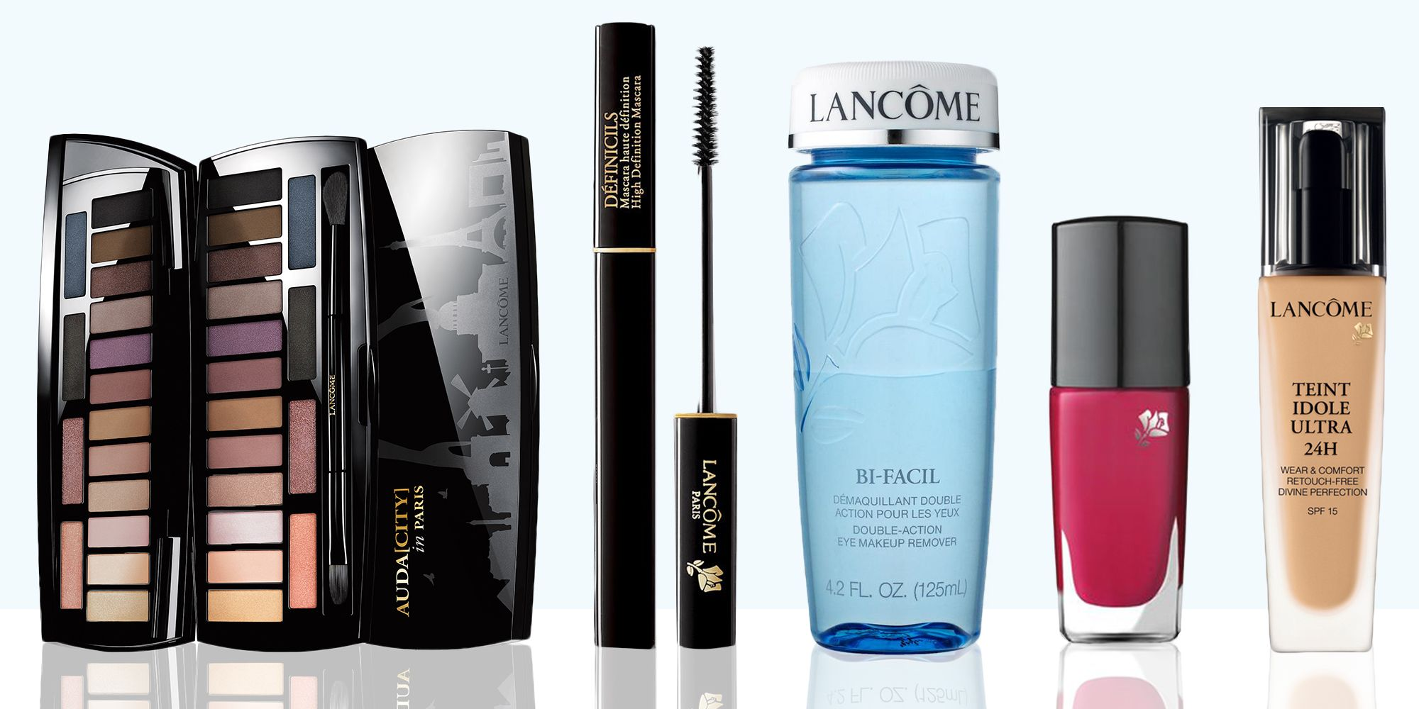 10 Best Lancome Makeup Products 2018 - Lancome Foundation, Mascara, & More