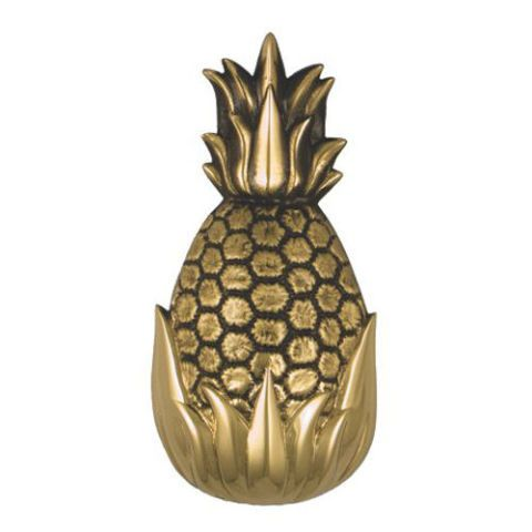 One Kings Lane Pineapple Door Knocker