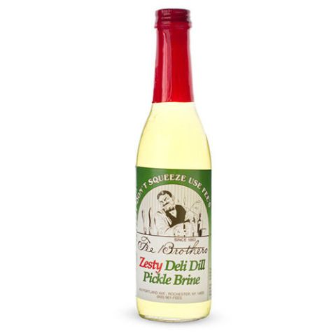 Fee Brothers Zesty Deli Dill Pickle Brine