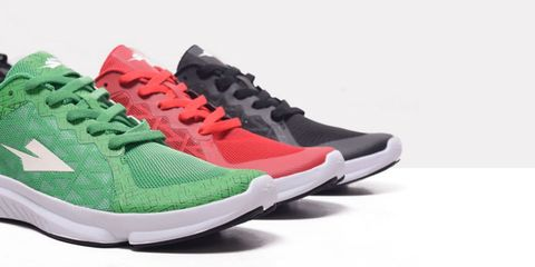Enda Kenyan running shoe