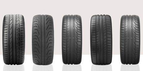 Performance Tires From Sports Cars
