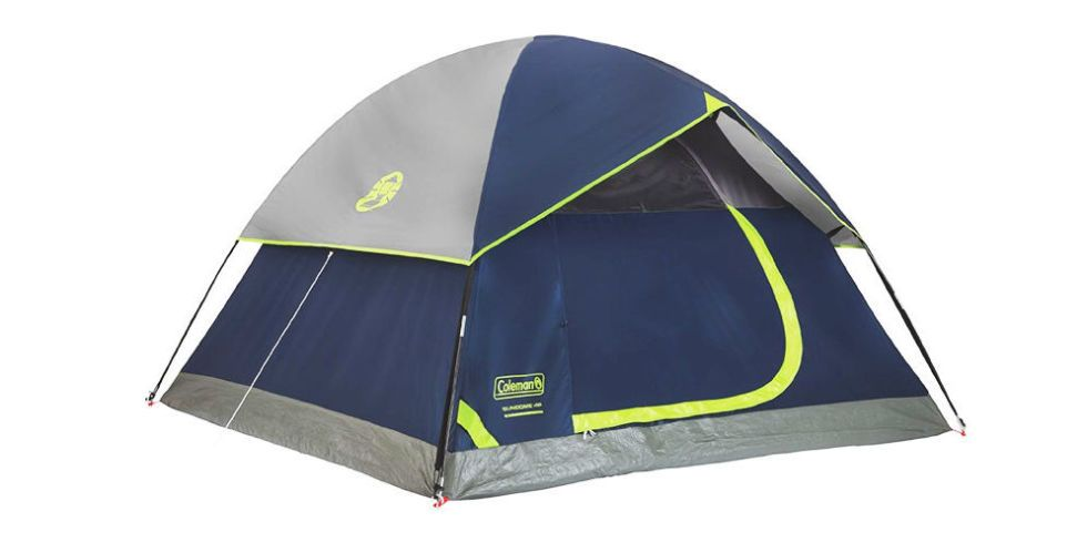 Coleman Sundome 4 Tent  sc 1 st  BestProducts.com & 13 Best Camping Tents for Spring 2018 - Durable Outdoor Tents for ...