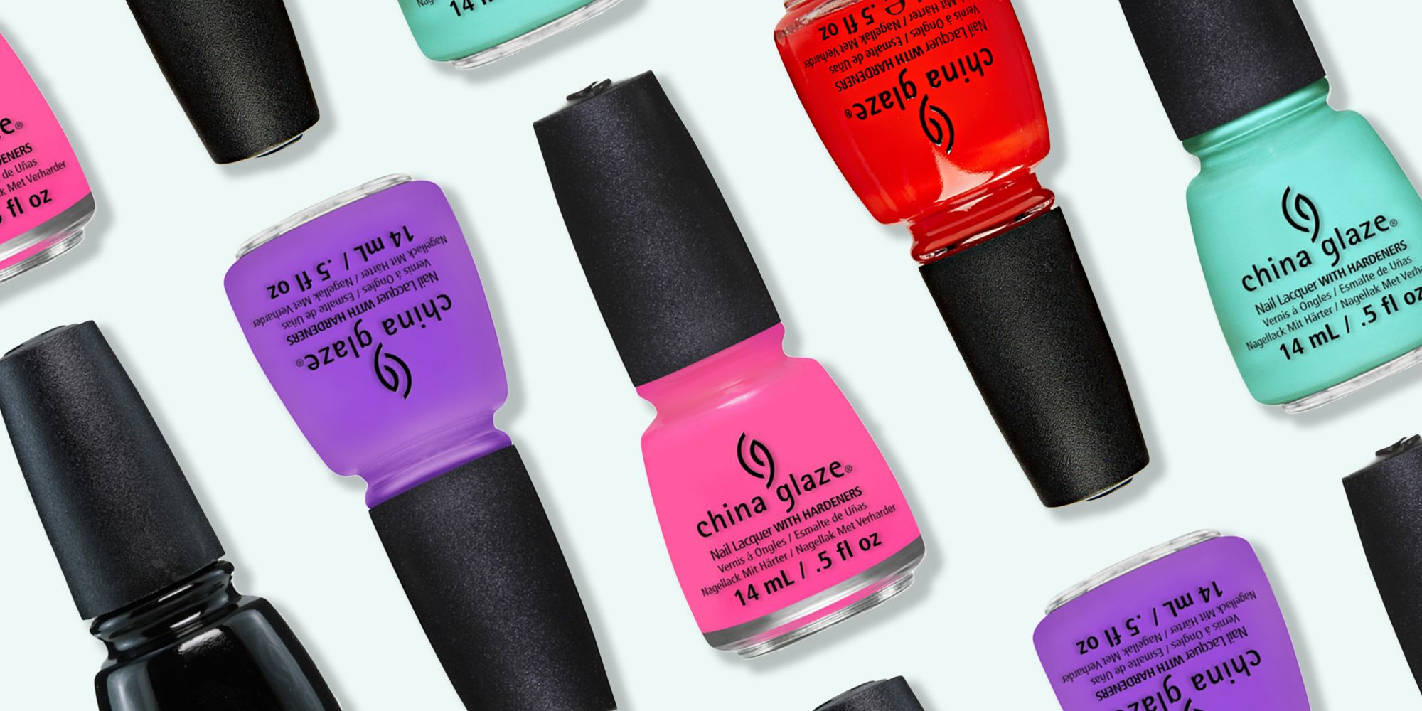 9 Best China Glaze Nail Polish Colors in 2018 - Nail Polish by China ...