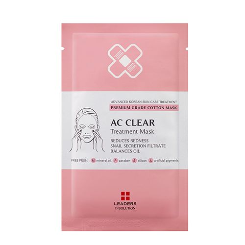 Leaders Cosmetics USA AC Clear Treatment Mask