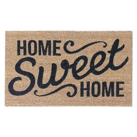 Threshold Home Sweet Home Doormat