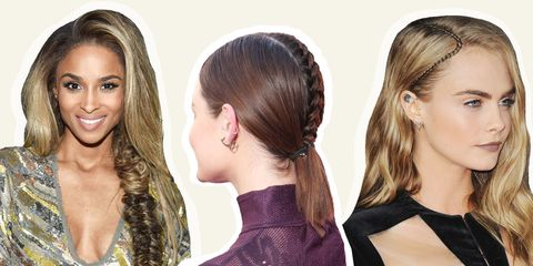 10 Best Braided Hairstyles For 2018 Women S Braided Hairstyles And