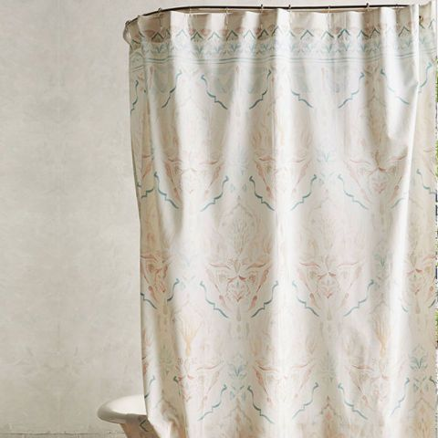 Anthropologie Emmelot Shower Curtain