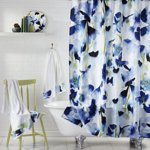 bluebellgray Skye Shower Curtain