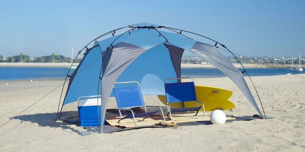 C&erelli Bundle Beach Tent & 12 Best Beach Tents for Summer 2018 - Beach Tents Canopies and ...