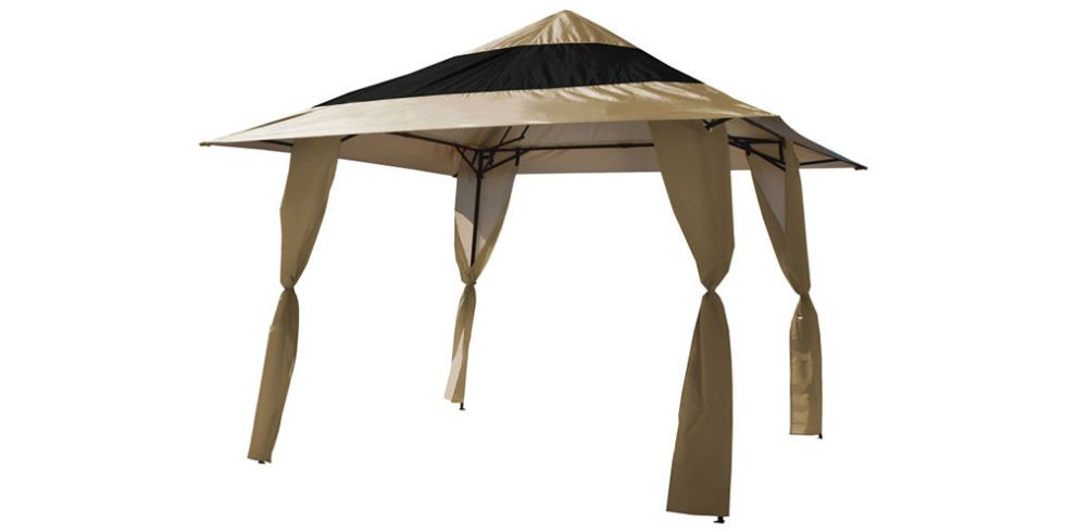 E-Z Up Veranda Instant Shelter Canopy  sc 1 st  BestProducts.com & 12 Best Beach Tents for Summer 2018 - Beach Tents Canopies and ...