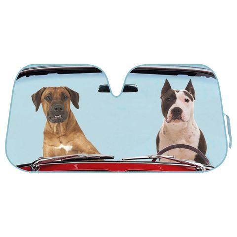 dogs-sunshade