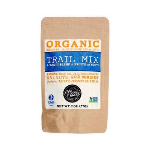 Allgood Provisions Organic Trail Mix