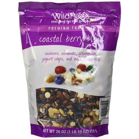 Wild Roots 100% Natural Trail Mix Coastal Berry Blend