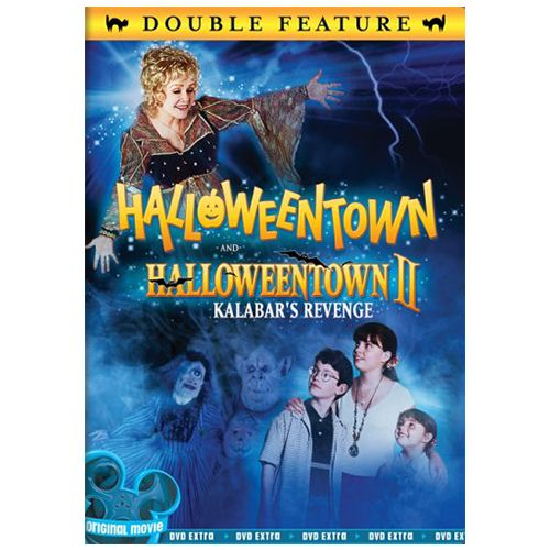 Halloweentown/Halloweentown II: Kalabar's Revenge