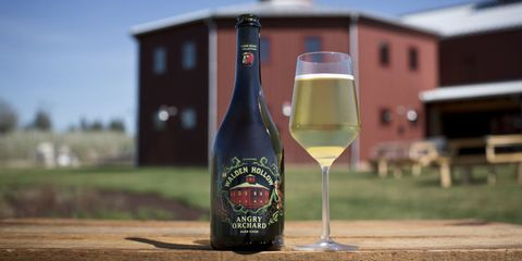 Angry Orchard New York apple cider
