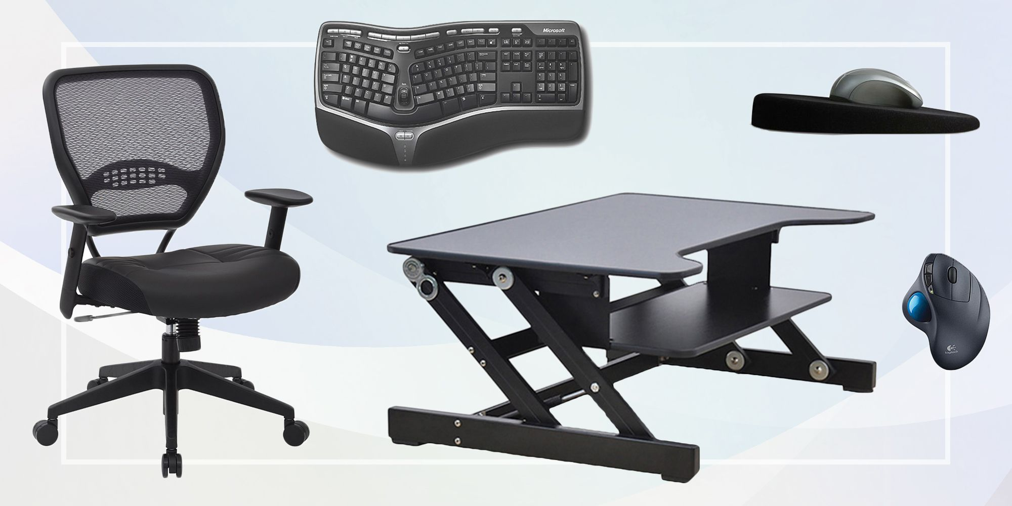 Amazing 25 Ergonomic Items To Bring Some Calm And Comfort Into Your Office