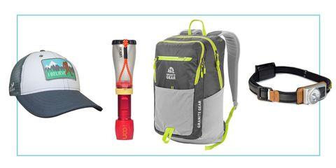 shot topics: camping supplies