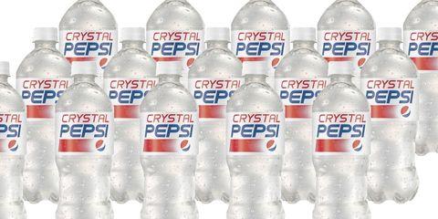 Crystal Pepsi summer 2016