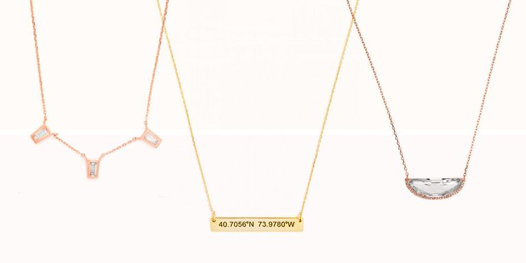16 best pendant necklace styles for women 2018 statement pendant pendant necklaces aloadofball Images
