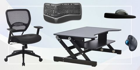 25 Ergonomic Items to Bring Some Calm and Comfort Into Your Office