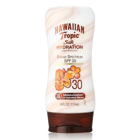 Hawaiian Tropic Sunscreen Silk Hydration Broad Spectrum Sunscreen