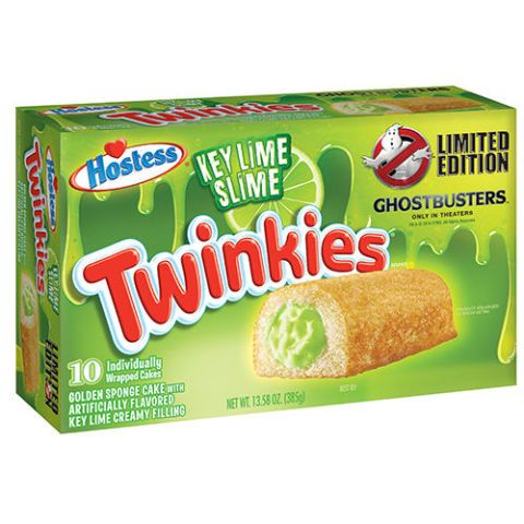 Key Lime Slime Twinkies Limited Edition