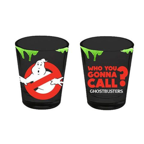 Ghostbusters Shot Glasses