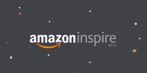 Amazon Inspire (beta)