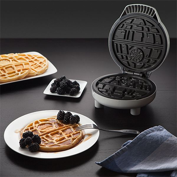 ThinkGeek Death Star Waffle Maker Star Wars